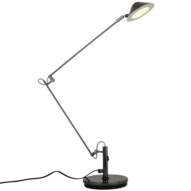 Modern Desk Lamp Simple Office Led Desk Lamp Flexible Led