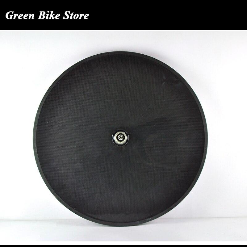 Nouveauté roue à disque en carbone roue de vélo de route roue arrière
