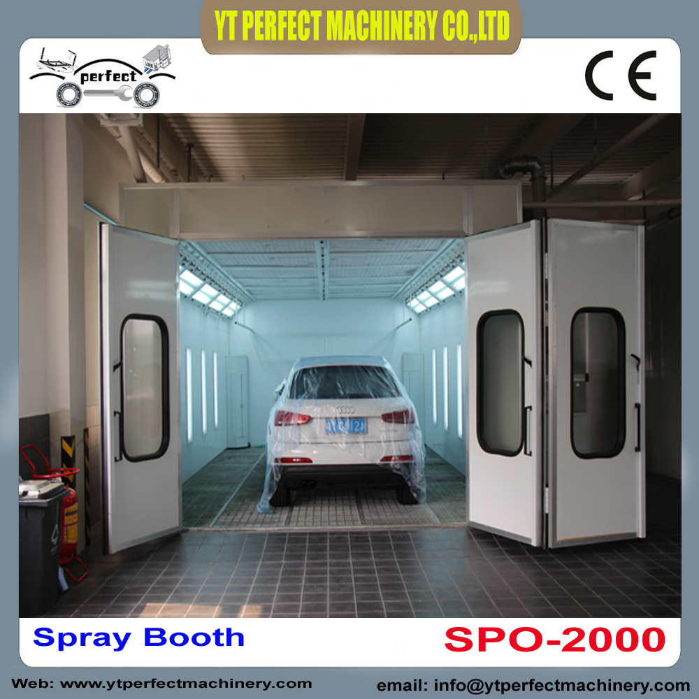 Spo 1000 Car Painting Booth Car Spray Booth Oven Spray Booth In