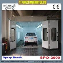 SPO-3000 Автомобильная окраска автомобиля и для хлебопекарни Краска кузова автомобиля/печь спрей стенд