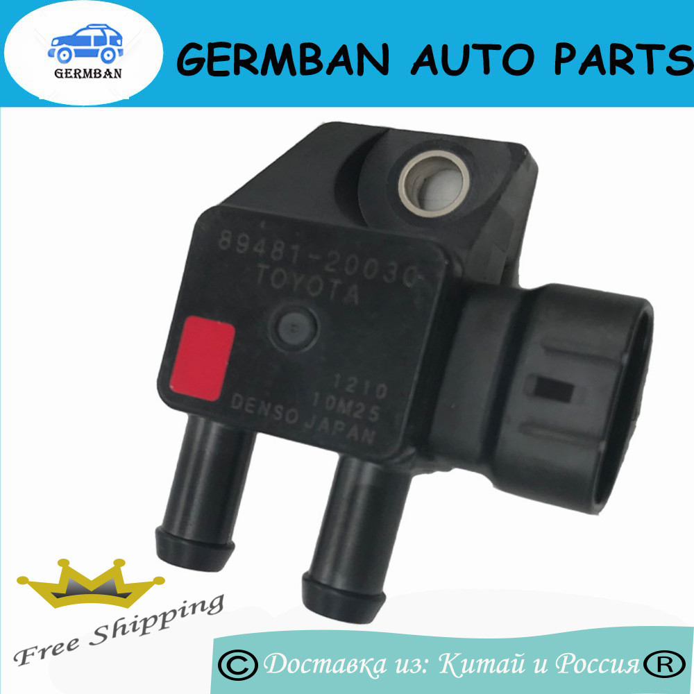 New Manufactured Free Shipping ! 89481-20030  8948120030  Pressure Sensor for TOYOTA DIESEL 1AD-FTV 2AD-FHV 2009-2013