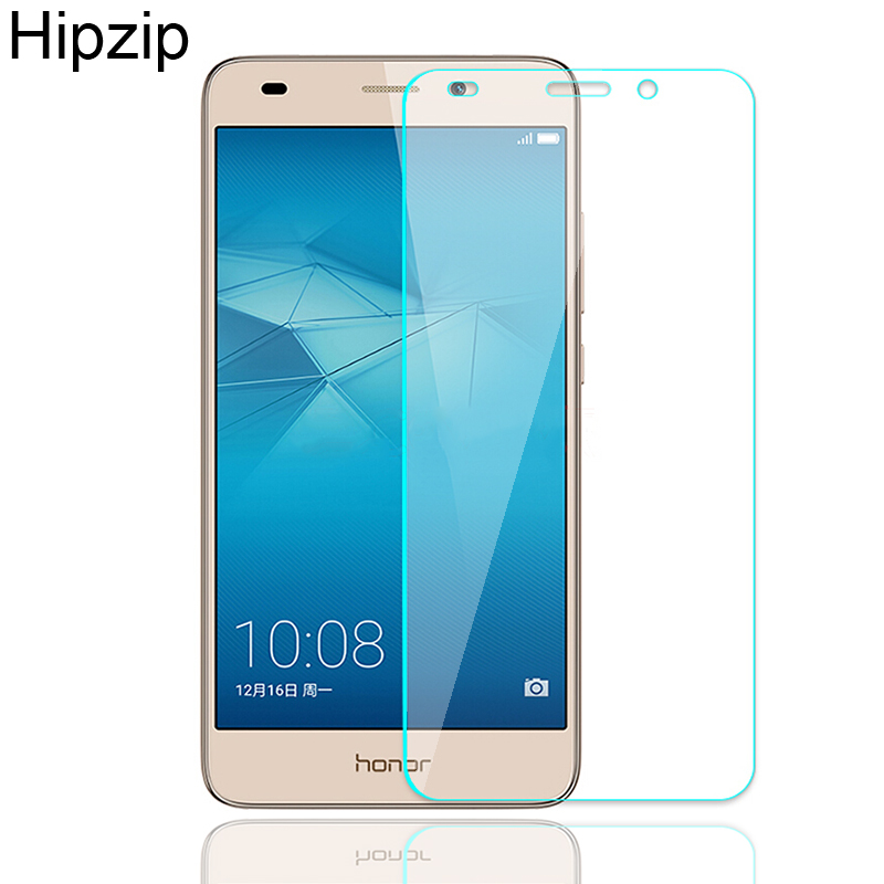 9H 0.26mm Explosion-proof Tempered <font><b>Glass</b></font> For <font><b>Huawei</b></font> <font><b>Honor</b></font> <font><b>5C</b></font> (5.2inch) Screen Protector Film Glossy Sklo For <font><b>Honor</b></font> 7 Lite & GT3 image
