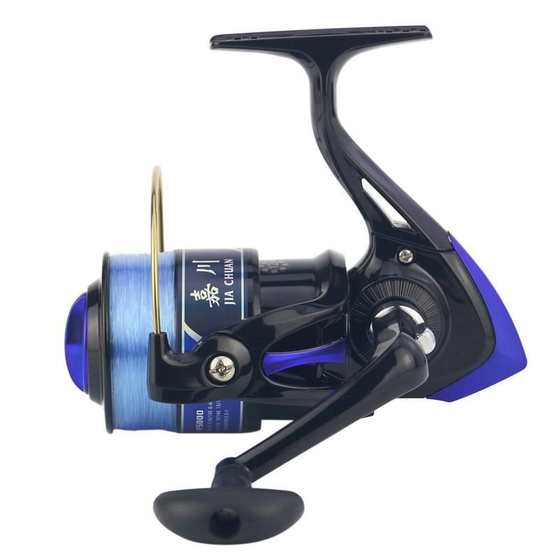 JACKFISH Fishing Reel Right Left Hand Saltwater Freshwater Spinning Reel 5.0:1