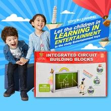 building blocks, light brick, toys educational,Cheap building block,High Quality light brick,protection circuit,electronic block