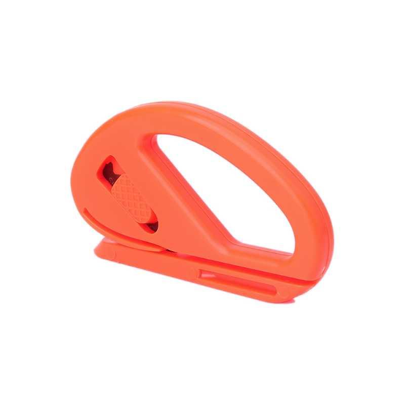 جديد 1 قطعة السيارات سيارة Snitty الألياف الفينيل لاصق غشائي التفاف السلامة القاطع قطع سكين أداة عالية الجودة 10166
