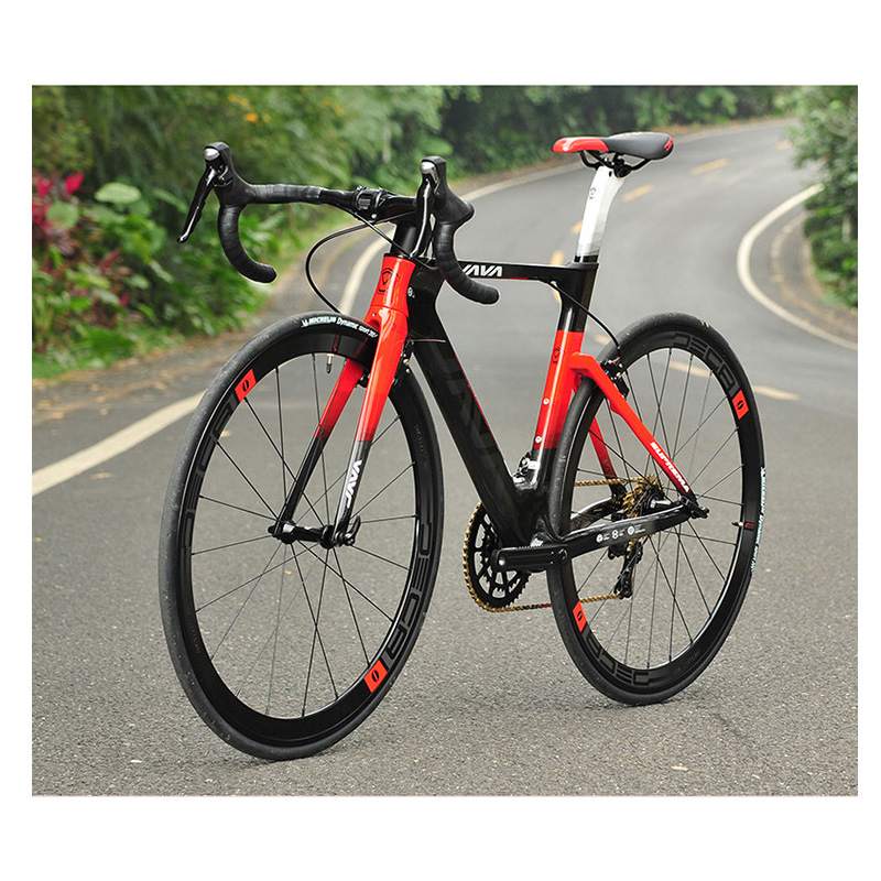 Java suprema carbon  road bike with shifter aero direct  brake aluminium wheels speed racing bicycles in bicycle from sports  entertainment also rh aliexpress