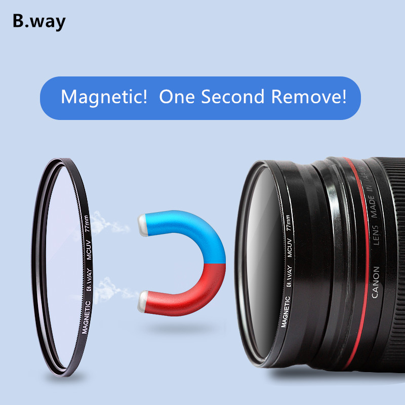 Works with Freewell Magnetic Filter as Well as Your Threaded Filter Freewell Step Up Filter Adapter Ring 58mm-67mm