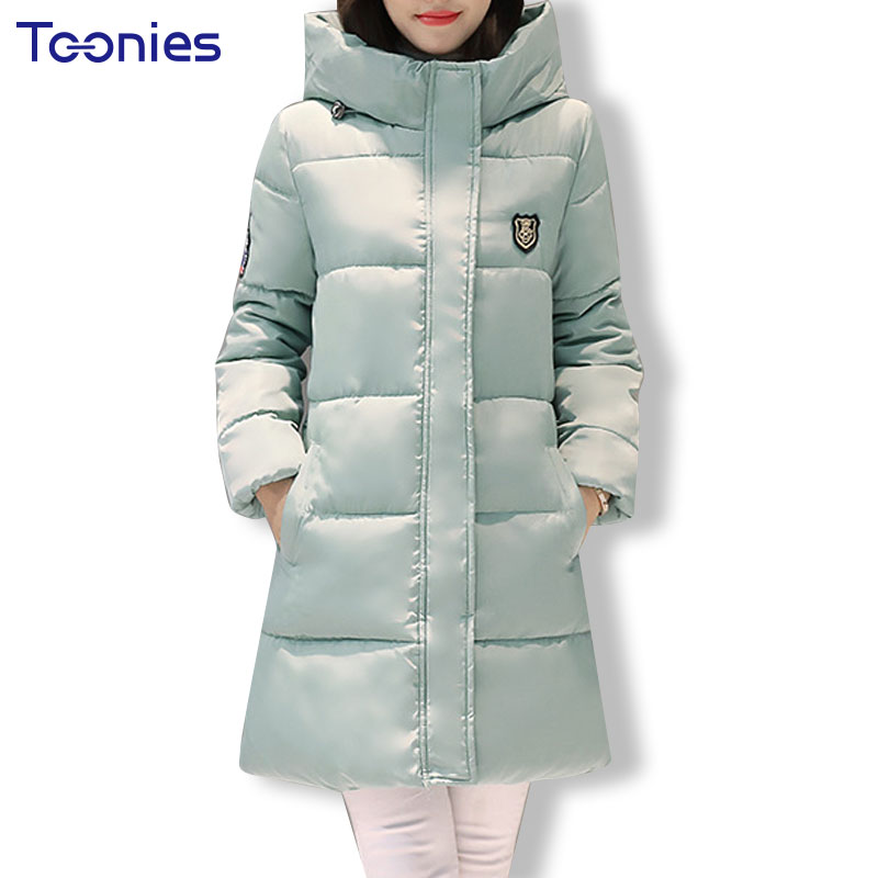 2017 New Parkas Women's Winter Coat Thickening Jackets Turtleneck Warm Cotton Padded Coats Outwear Female Overcoat Abrigos Mujer 2017 new hooded women winter coats female winter down jackets cotton padded parkas autumn outwear abrigos mujer invierno y1488
