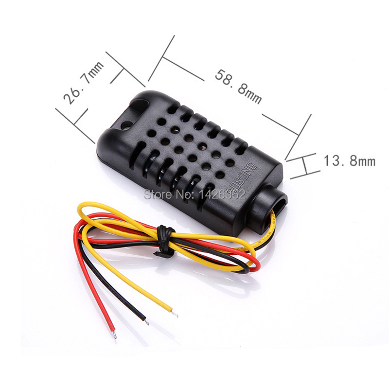 10pcs DHT21 AM2301 Digital Temperature Humidity Sensor module SHT11 SHT15