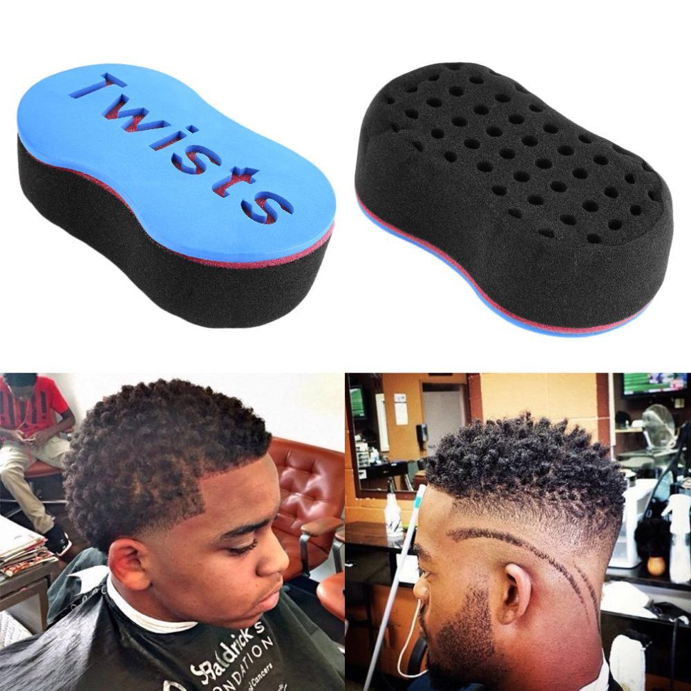 Twist cheveux boucles homme