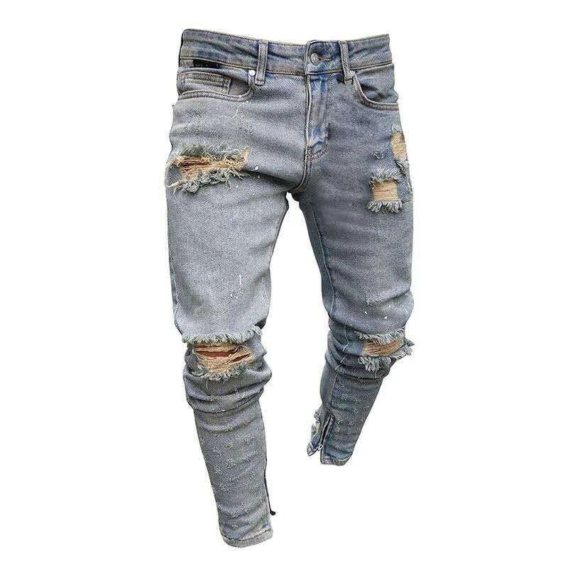 Men/'s Small Jean shirt Divided