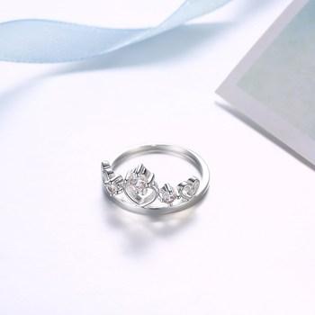 Kiteal Princess Crown Rings For Women 5