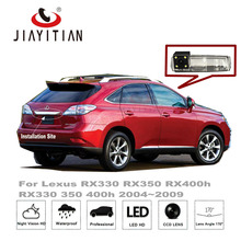 JIAYITIAN Car camera For Lexus Rx300 RX330 RX350 RX400h 2004 2005 2006 2009/CCD/Night Vision/Backup Camera license plate camera