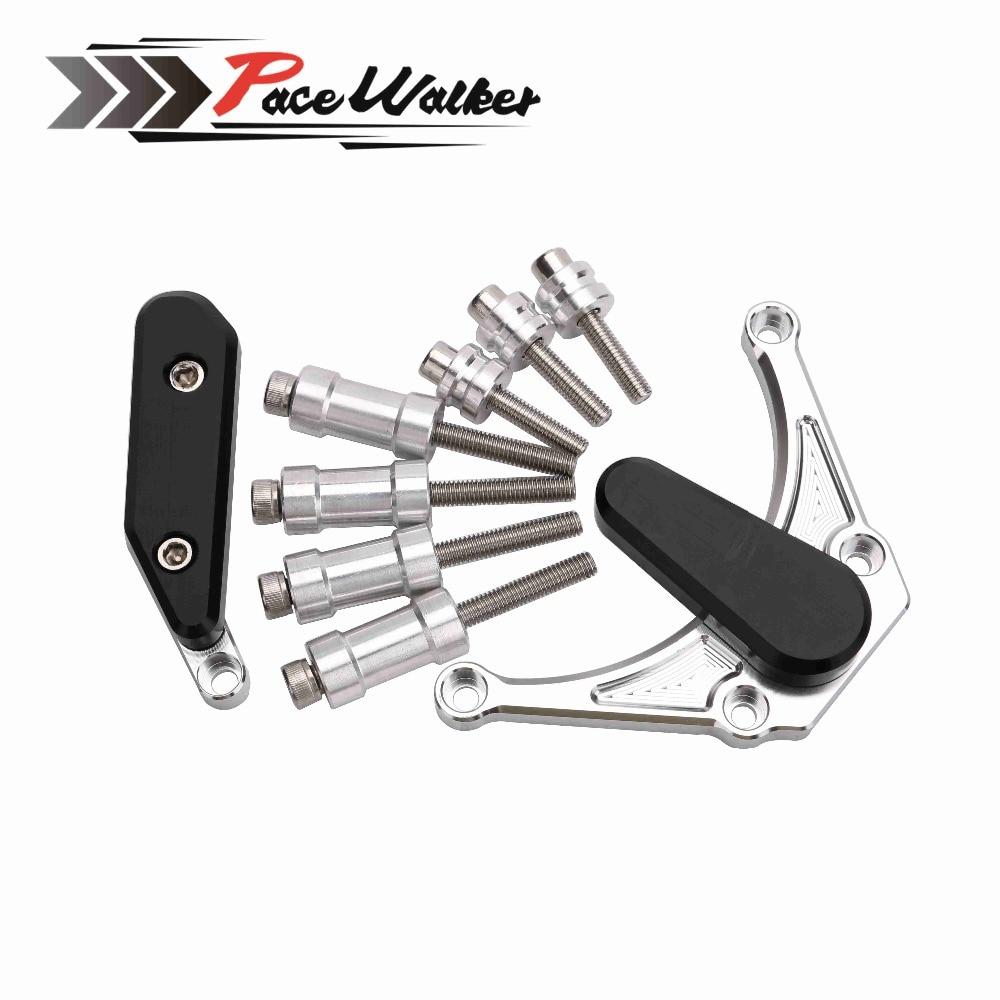 FREE SHIPPING Sale Motorcycle Engine Stator Crash Pad Slider Protector For Yamaha YZF R1 2009 2010 2011 2012 2013 2014