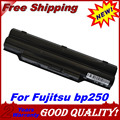 Jigu batería del ordenador portátil para fujitsu lifebook ah530 ah531 a530 a531 lh530 ph521 fpcbp250 bp250 lh520 cp477891-01 fmvnbp186 fpcbp250