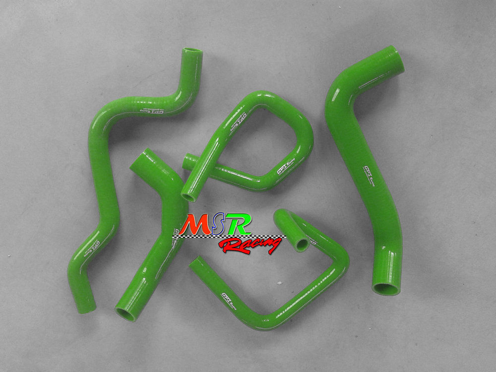 US $60 0  Green Heavy Duty Silicone Radiator Hose Kit for Ford Falcon BA BF  XR6 Turbo-in Engine Cooling & Accessories from Automobiles & Motorcycles