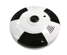 Sistema de casa inteligente Lente megapixel HD 960 P infravermelho night vision câmera ip panorâmica