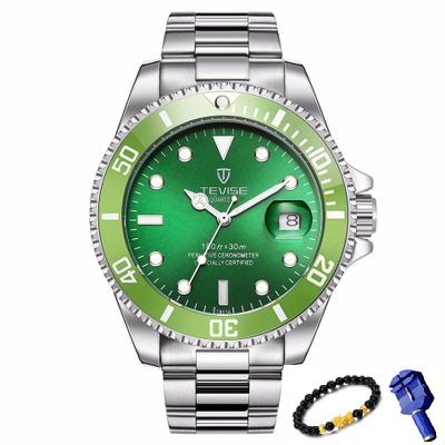 Green SilverSteel
