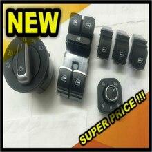 Jetta Chrome MK6 interrupteur