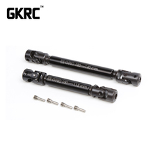 Heavy Duty Cvd Heavy Duty Drive Shaft Alloy Steel Universal Joint Steel For Trx4 Traxxas Trx 4 1/10 Rc Car