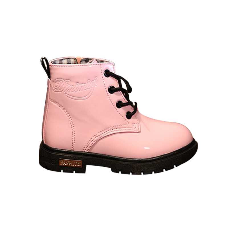 New-children-leather-boots-female-child-riding-boots-boys-shoes-little-girl-spring-and-autumn-winter-boots-1