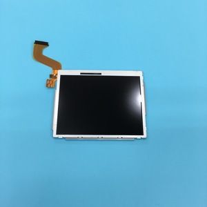 Image 2 - Top LCD Display For NDSI XL Screen Pantalla For Nintendo DSi XL NDSi XL Game Console Accessories Replacement Part