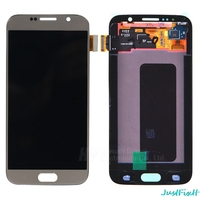 For SAMSUNG GALAXY S6 G920F G920A 100% Original LCD Display Touch Screen Digitizer Super Amoled Replacement