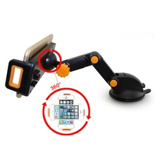 Foldable Dashboard Suction Universal Car Holder Mount Stand For Phone Tablet GPS