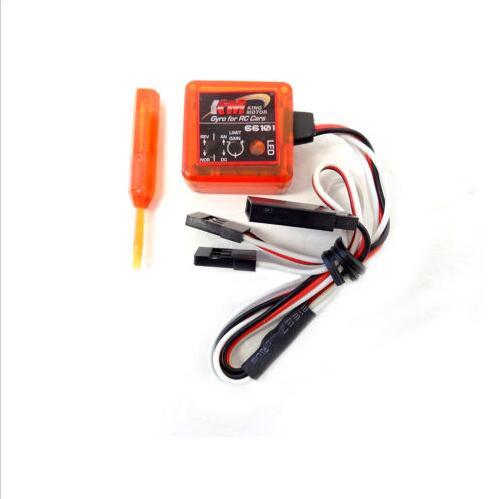 King Motor RC Car GYRO Gyroscope adjustable stability control drift control piezoelectric car gyro gyc300 gyro drift car remote control boat remote lock tail gyro drift ek2 0704