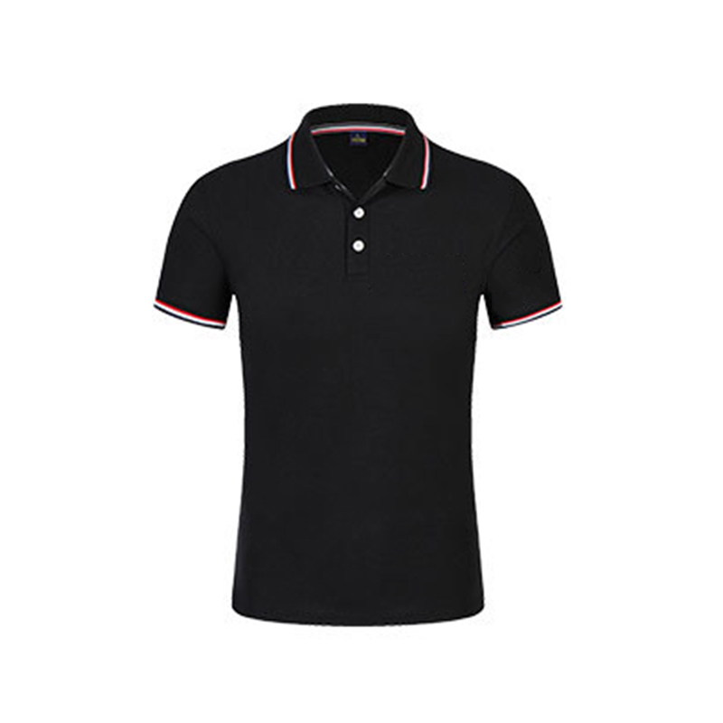 ZYFPGS 2019 Summer Lovers Polo Shirt Offer Women's Short Cotton Gift Simple Style Sleeve Couple Shirt Pure Color Brand Sale