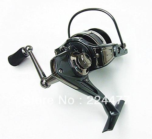 Size 4000 9+1BB Gear Ratio 5.2:1  Four Size Grey Fishing Reels Spinning Reel Casting Reel mikado cavalier 6007 6 1 gear ratio 4 9 1