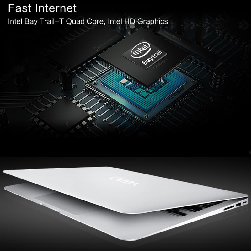 YEPO 14 inch laptop RAM 2GB ROM 32GB 64/96GB Storage computer ultrabook Bluetooth Intel Bay Trail notebook 4.0 Camera a laptop 3