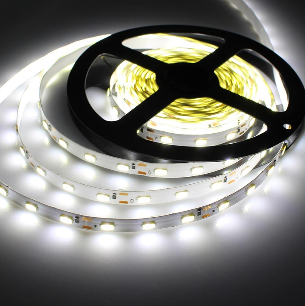 High Quality Dc12v 5630 Led Strip Light 5m Roll 300led 5730 Flexible Bar Light Non Waterproof
