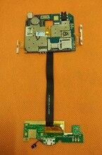 Used Original mainboard 1G RAM+ 8G ROM Motherboard for JIAKE N9100 MTK6582 Quad Core 5.0 inch QHD Free shipping