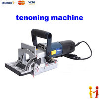 Mastercraft Wood Biscuit Joiner Wooden Slotting Machine Puzzle Machine Woodworking Tenoning Machine For Docking Board