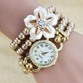 2017 Luxury Quartz Watch Women Watches Ladies Top Brand Flower Bracelet Wrist Watch Female Clock Montre Femme Relogio Feminino