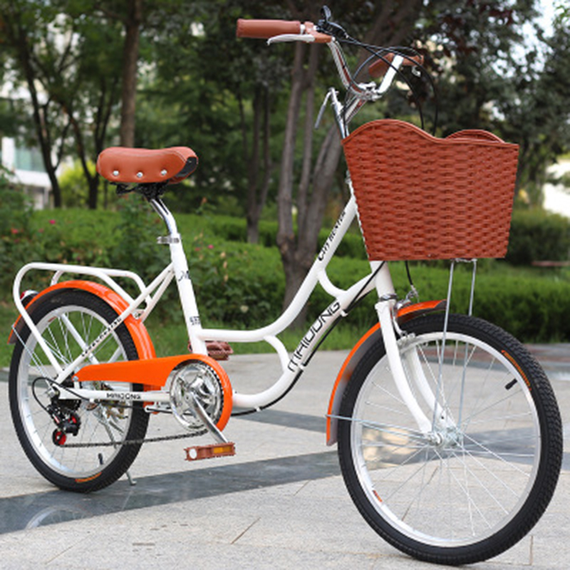 New Girl And Student, Princess, Bicycle, 20-Inch Pupil,  Folding Bike.