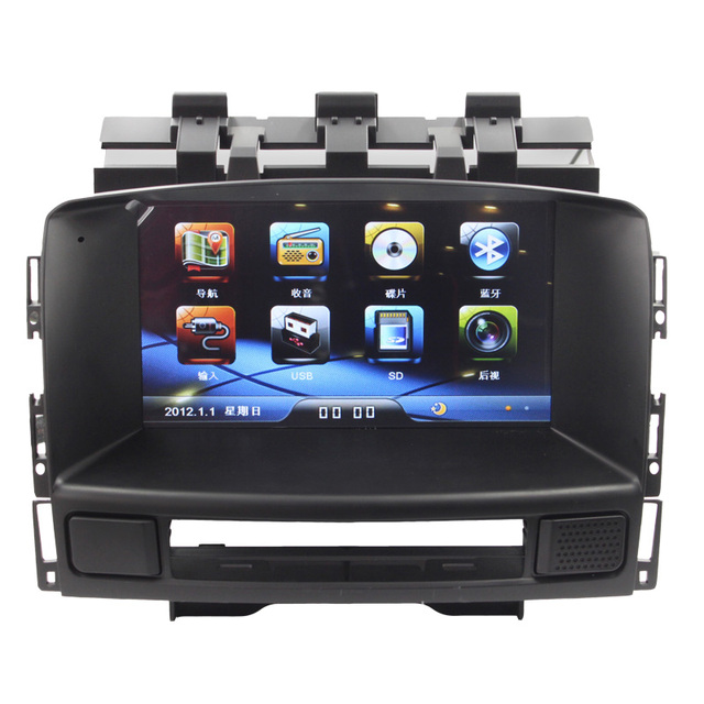 Lo nuevo wince6.0 doble din reproductor Multimedia Del Coche para Opel ASTRA J Control Del Volante Reproductor de Dvd del coche de navegación Gps CD Reproductores de MP3