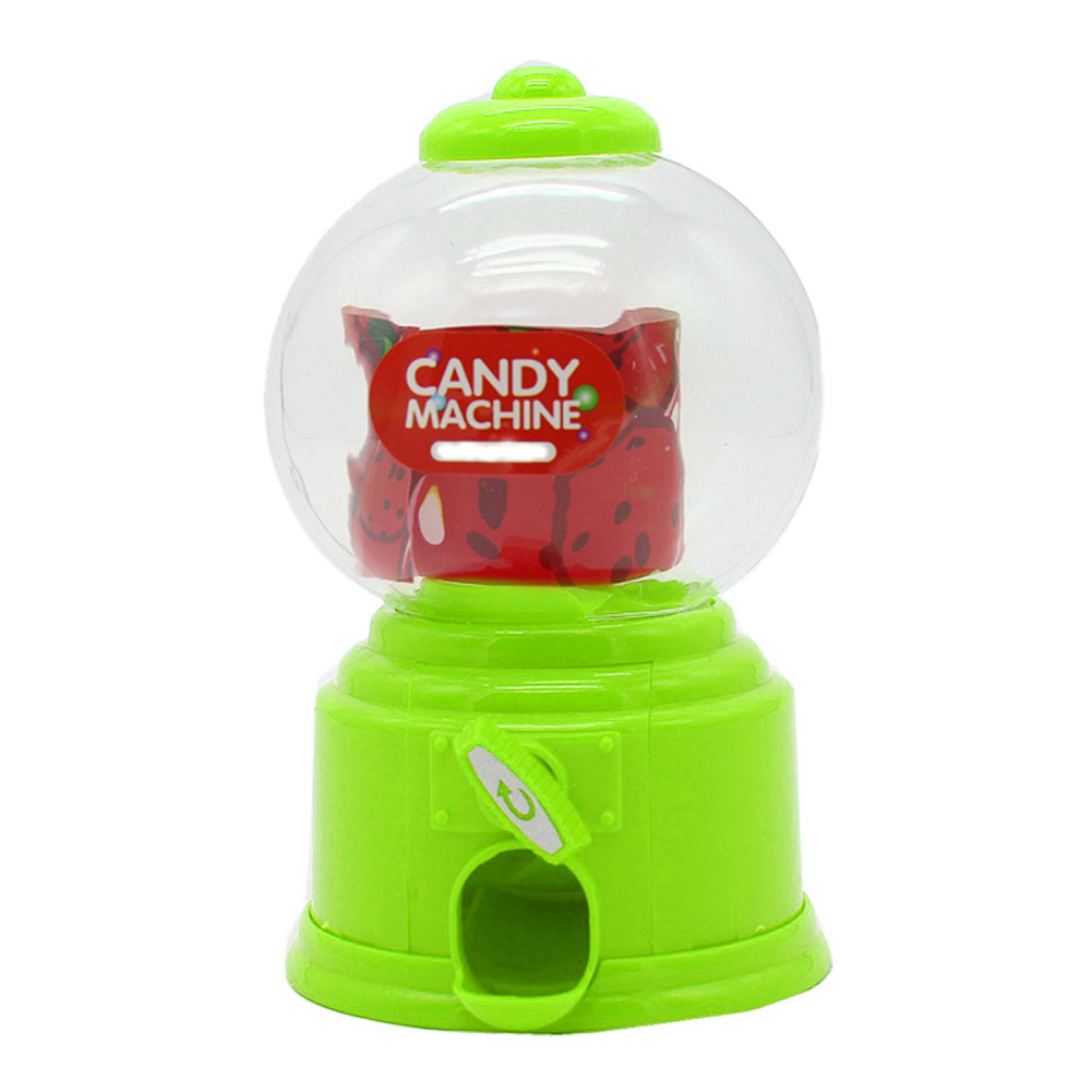Image 5 - Cute Sweet Mini Candy Machine Bubble Gumball Dispenser Coin Bank Kids Toys Children Gift E2S-in Money Boxes from Home & Garden