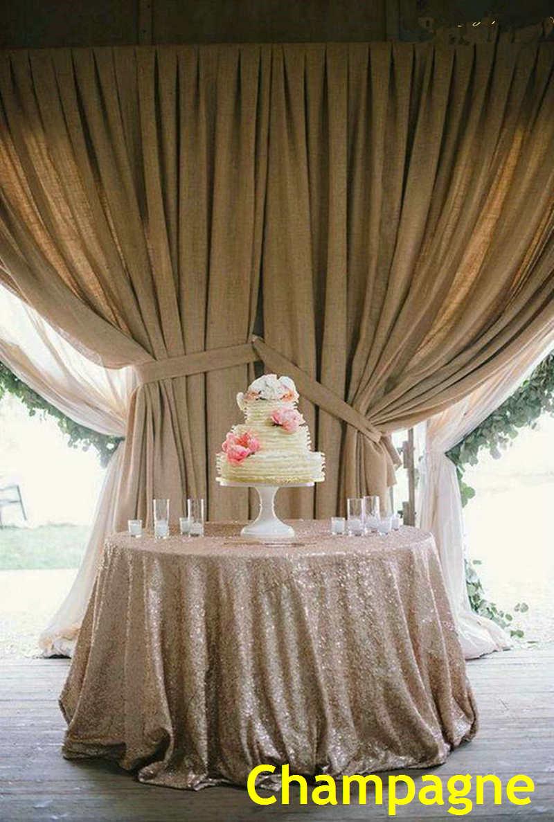 sequin tablecloth27