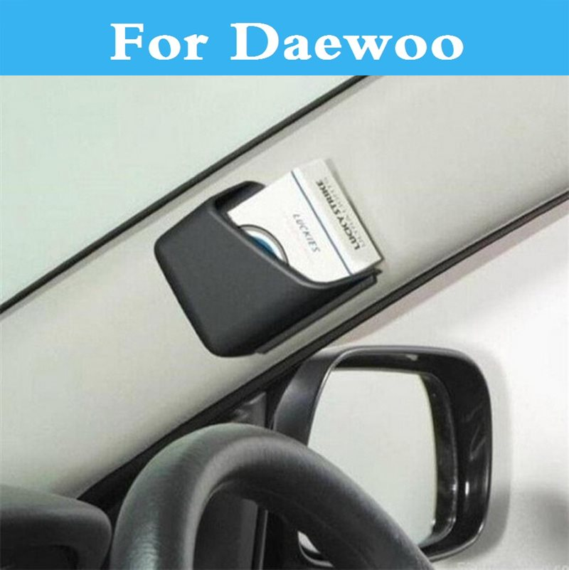 Sortie de voiture de Cas Tidy Sac Poche multi-usage Organisateur Holder Box Pour Daewoo Evanda G2X Gentra Kalos Lacetti Lanos Magnus