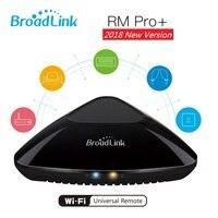 Broadlink RM Pro +, Smart domotique WIFI + IR + RF Universel Intelligent commutateur de commande à distance pour iphone IOS ipad Android