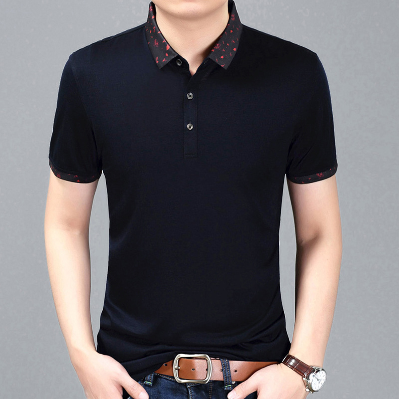 Men Clothes Fashion Summer Casual   Polo   Shirt Men Short Sleeve Shirts Men Clothing High Quality Summer Top Tees camisetas hombre