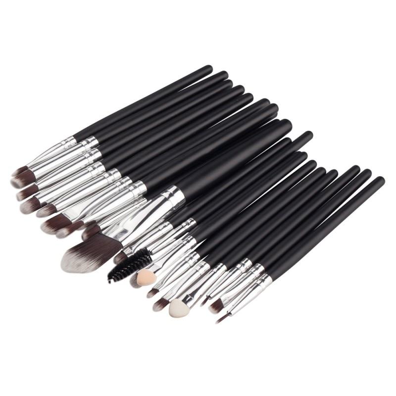 Fundación Profesional Make Up Brush Eye Makeup Brushes Set 20 Unids/set