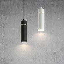 цены Nordic Modern LED Pendant Lights Cylinder Model Iron Pendant Lamp Bedside Kids Room Study Lights Fixture Luminaire Luminaria