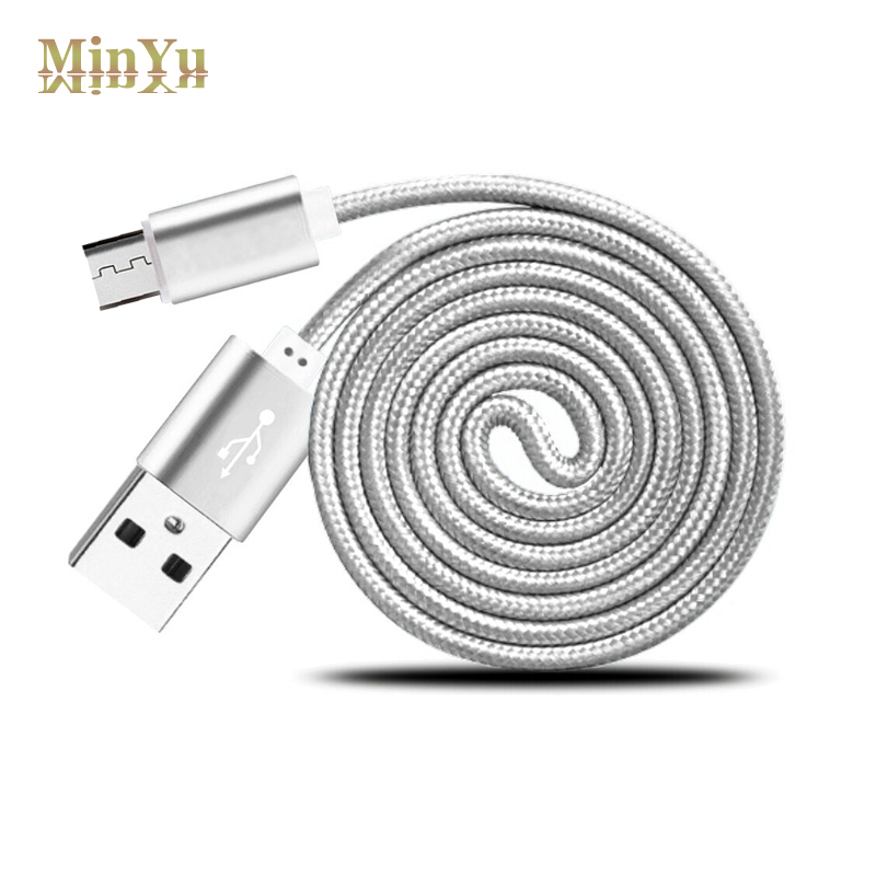 Micro USB 2.0 Data Sync & Fast Charging Cable for Samsung