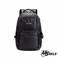 AA Shield Ballistic Travel Backpack Body Armor Safe School Bag NIJ Level IIIA Bulletproof Plate Insert