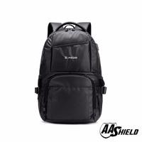 AA Shield Ballistic Travel Backpack Body Armor Safe School Bag NIJ Level IIIA Bulletproof Plate Insert