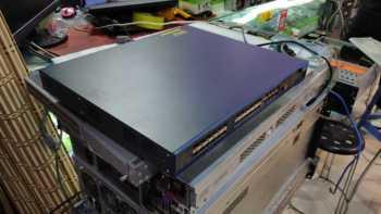 S5500-28F-EI-D Layer 3 Core Switch 24-port Gigabit Fiber SFP Switch