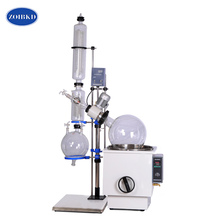 ZOIBKD Best Seller Large Volume 50LRotary Evaporator RE5002  with Water Bath, Full Set of Glassware